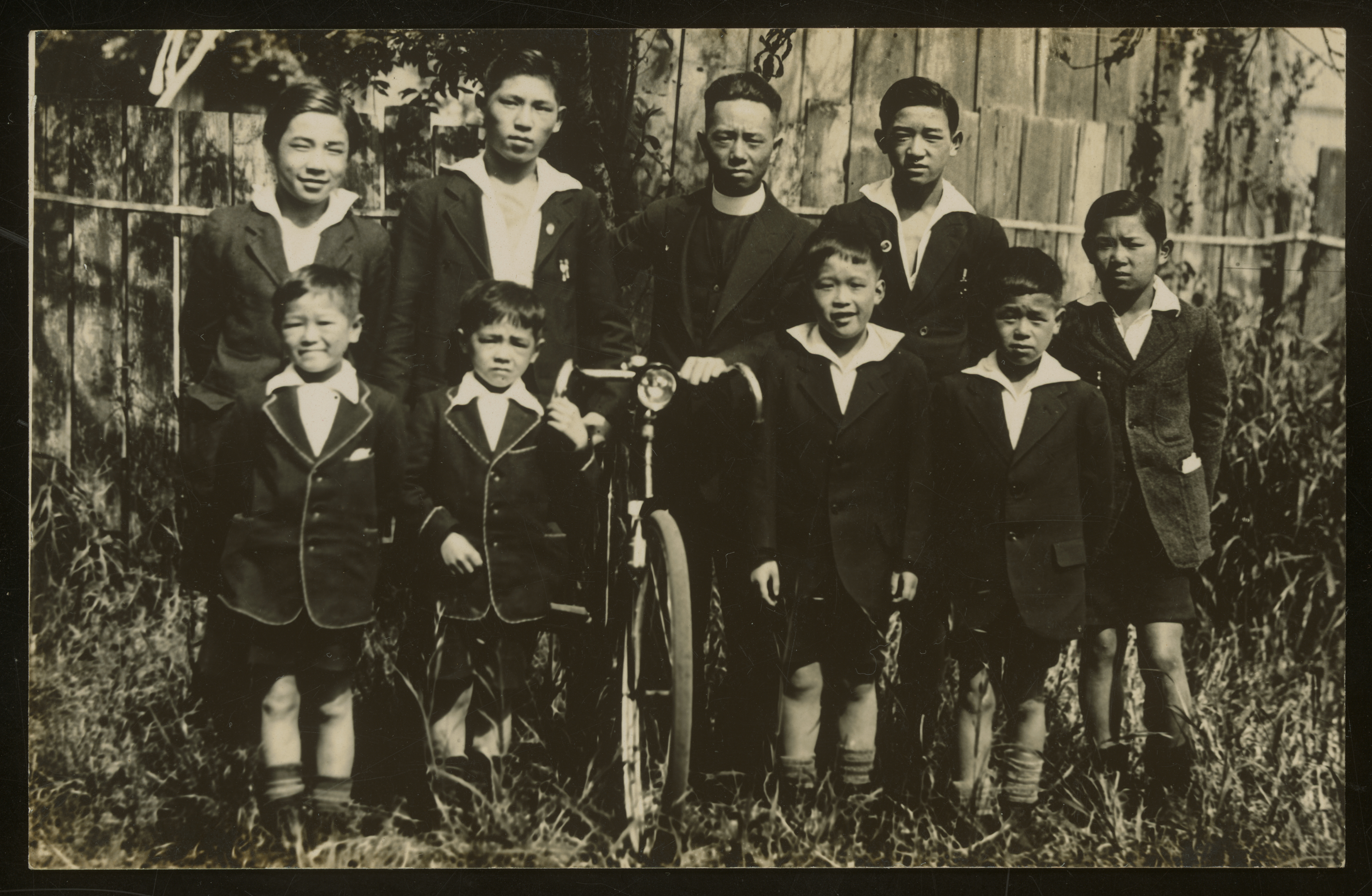 Chinese refugees in Auckland