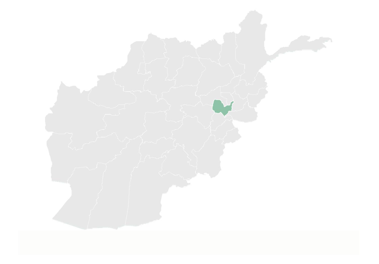 Le quartier de Dasht-e-Barchi est situé au sud-ouest de la capitale afghane.